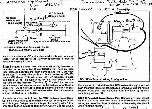 page for Peter Row's wiring diagram on using a SPDT center