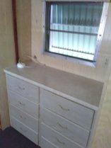 slob, humor, empty dresser
