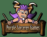 Purple Sorcerer Games Logo