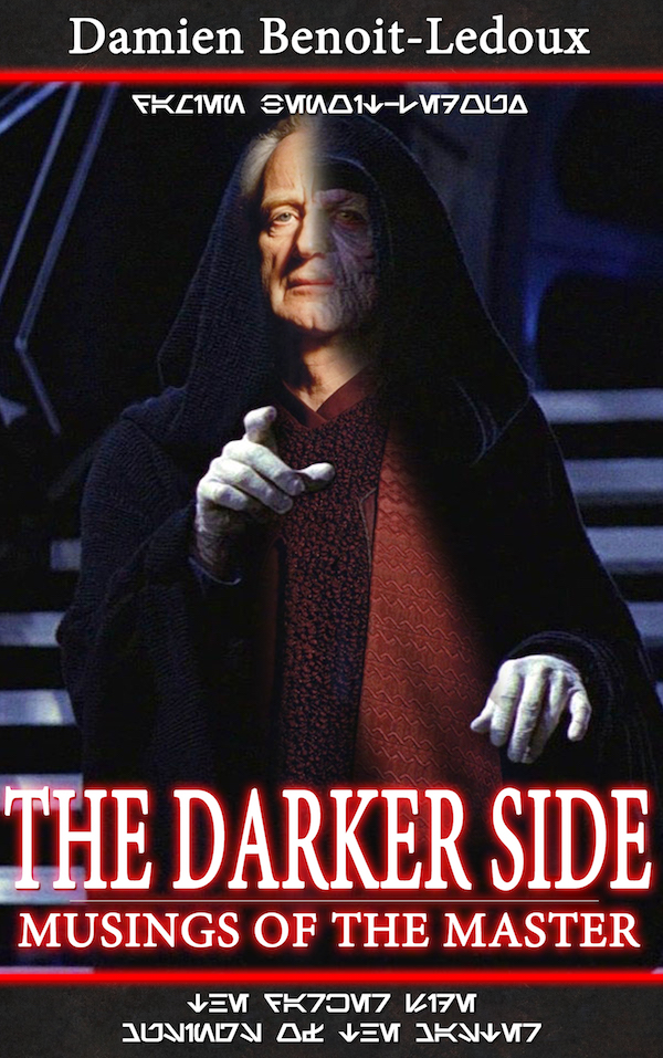 The Darker Side: Musings of the Master
