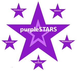 purpleSTARS logo