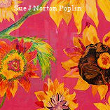 Sunflower Splash detail