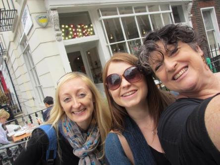 London smiles