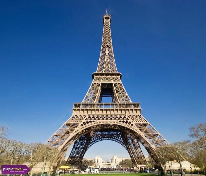 Cheap Holidays In Paris  Purple Travel