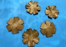 Crumple petals