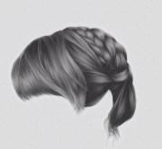 hair portraits brittany schall