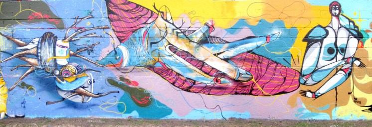 Graffiti Art By Mart Aire - 004