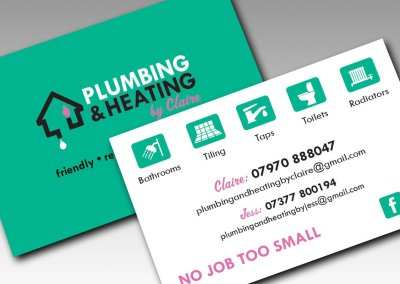 Plumbing & Heating by Claire Brand