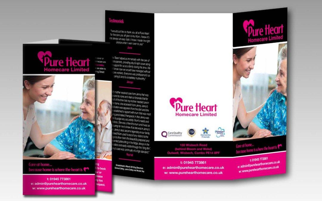 Pure Heart Healthcare Branding