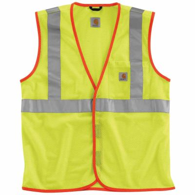 High Visibility Class 2 Vest (Brite Lime)