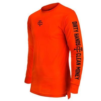Admiral Long Sleeve (Brite Orange)