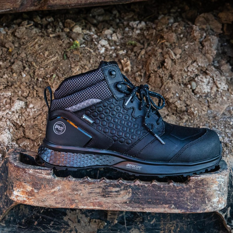 Women's Reaxion Mid Work Boot (Comp Toe)