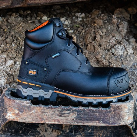 BOONDOCK 6″ WORK BOOTS (COMP TOE)
