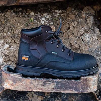 Powerwelt 6″ Work Boot (Steel Toe)