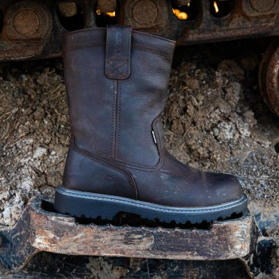 10″ Floorhand Wellington (Steel Toe)