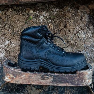 Women's TITAN 6″ Work Boots (Alloy Toe)