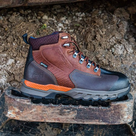 DOWNDRAFT 6″ WORK BOOTS (ALLOY TOE)