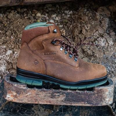DuraShock 6″ Work Boot (Steel Toe)