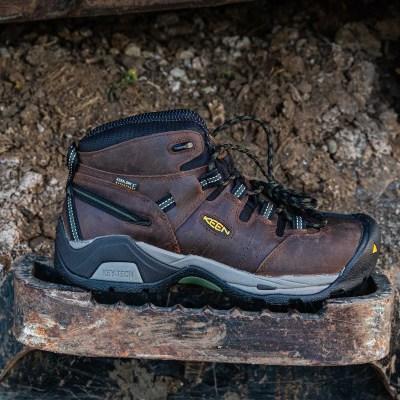 Detroit XT Waterproof Work Boot (Steel Toe)