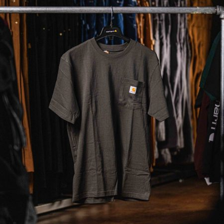 WORKWEAR POCKET T-SHIRT (PEAT)