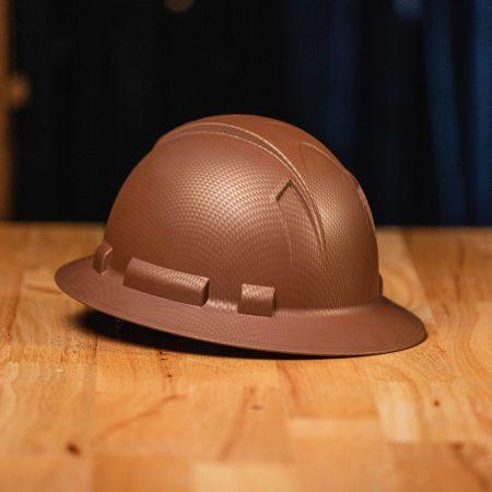 RIDGELINE FULL BRIM HARD HAT (MATTE COPPER)