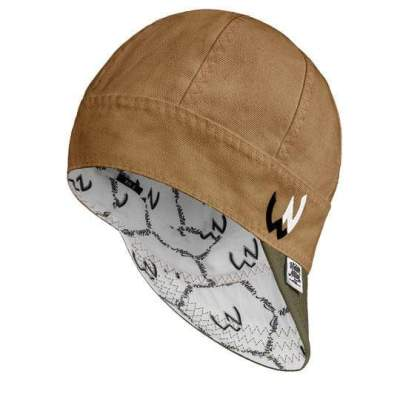 The Drifters Welders Cap (Brown)