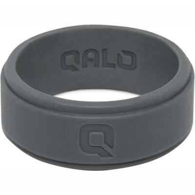Step Edge Ring Size 12 (Charcoal)