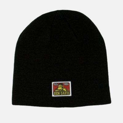 Ben Davis Skull Cap (Black)