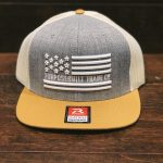 Freedom Snapback (Grey / Black)