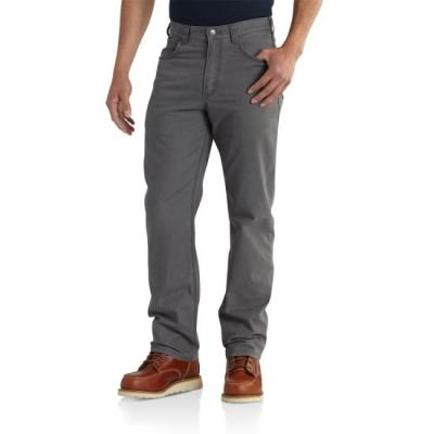 Rugged Flex Rigby 5-Pocket Work Pant (Gravel)