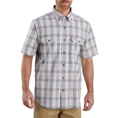 104175 – Original Fit Midweight Plaid Shirt