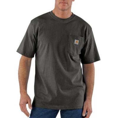 K87 Workwear Pocket T-Shirt (Peat)