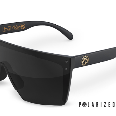 Lazer Face: Polarized Black Z.87