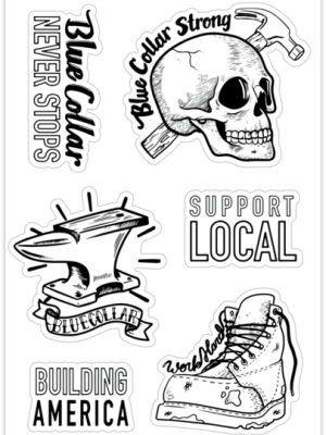 Support Local Sticker Pack