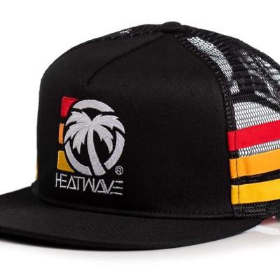 4 Speed Hat Black