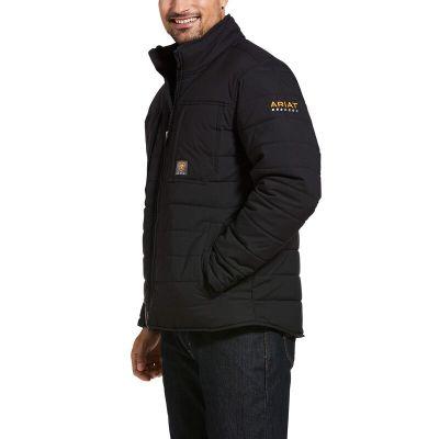 Rebar Valiant Ripstop Insulated Jacket – Black