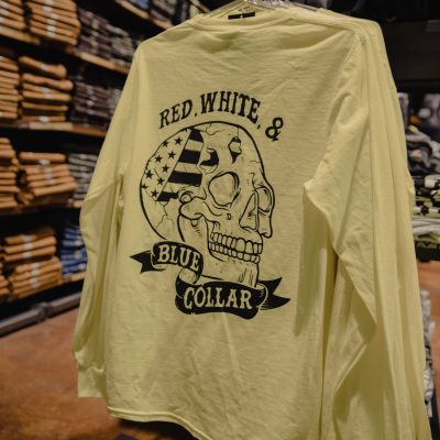 SKULLY Long Sleeve – LIME (Limited Release)