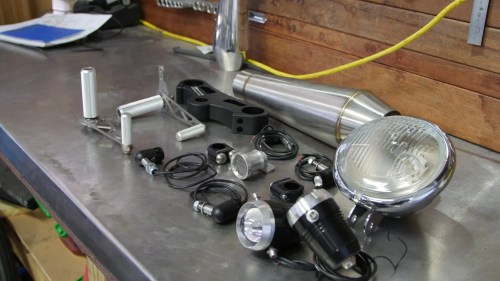 small resolution of cafe racer parts australia custom cnc