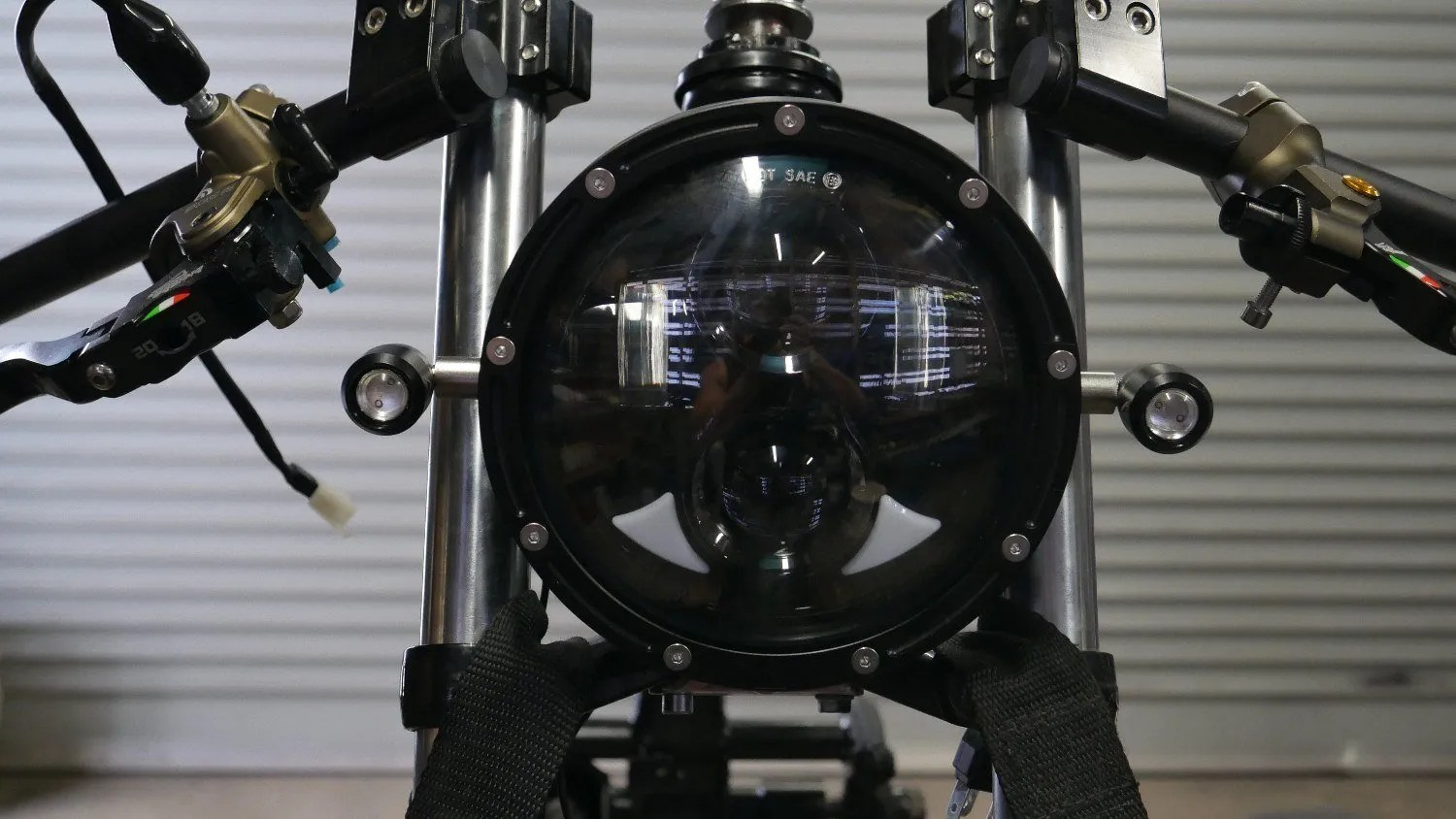 hight resolution of installing the flashpoint led headlight with integrated turn signals