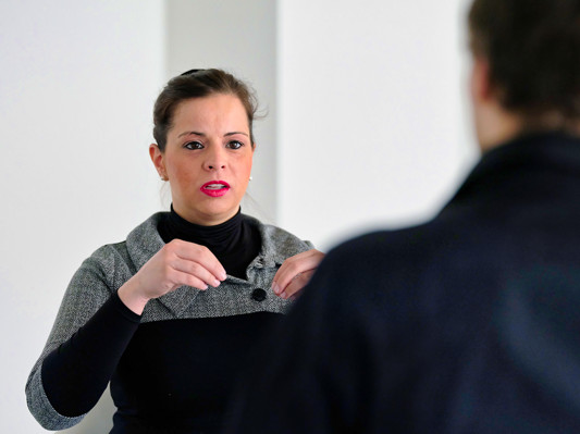 Lina Maria Kotschedoff - Executive Coaching mit Purpose