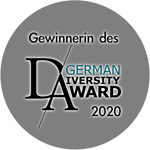 Lina Maria Kotschedoff - Gewinnerin des German Diversity Award 2020