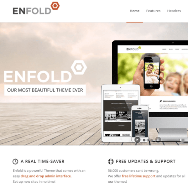 Enfold – WordPress Theme