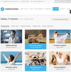 Medicenter-WordPress