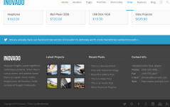 WordPress-Theme-Invado