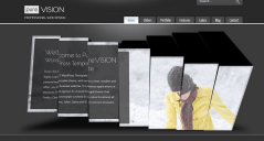 PureVISION- One of the slider supported by PureVISION-