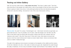 Anthem- Post showing inline gallery