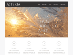 Asteria-lite-WordPress-theme