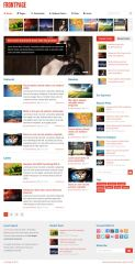 FrontPage-WordPress-Theme
