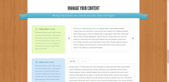 Manage-Your-content-convertible-WordPress-Theme
