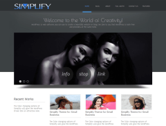Simply Home Page